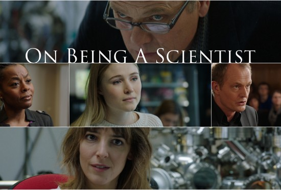 On Being A Scientist, fictiefilm